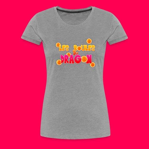lesboulesdudragon - T-shirt Premium Femme