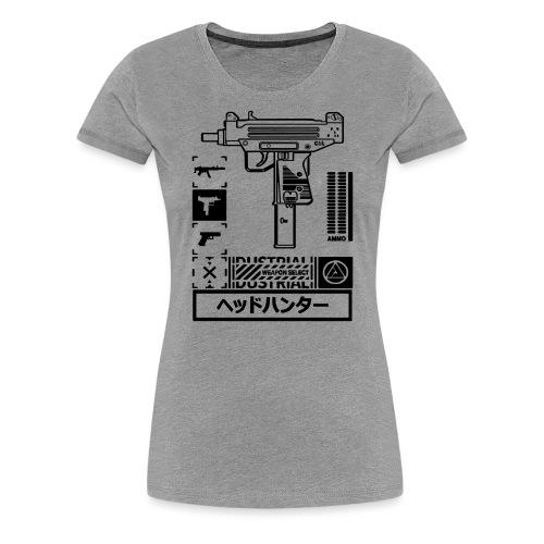 weapon black - Camiseta premium mujer