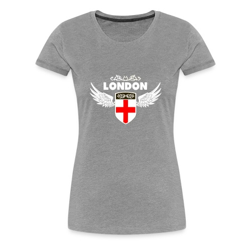 London England - Women's Premium T-Shirt