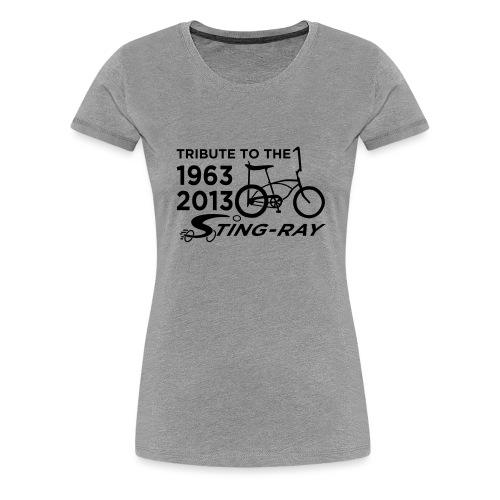 stingray - T-shirt Premium Femme