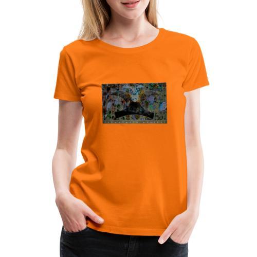 Mojitos Azul (b jade) - Women's Premium T-Shirt