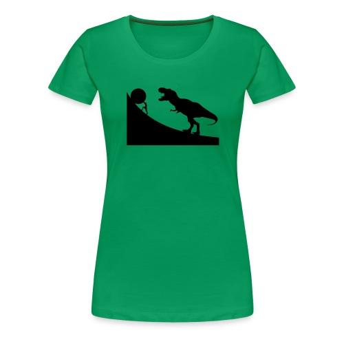 ohne - Frauen Premium T-Shirt