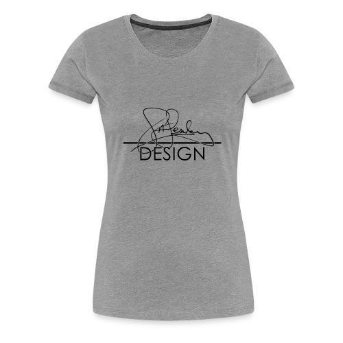 sasealey design logo png - Women's Premium T-Shirt