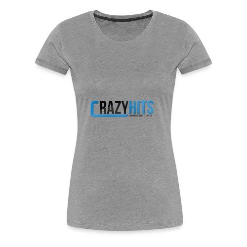 CrazyHIT - T-shirt Premium Femme