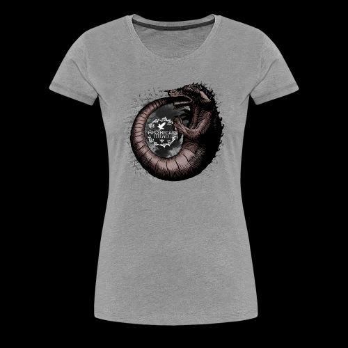 Summerisle Logo - Women's Premium T-Shirt
