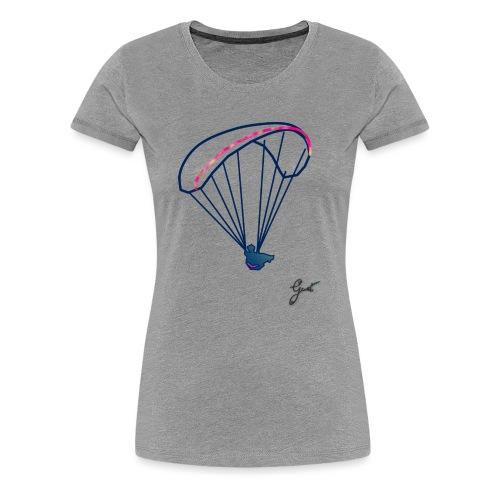 Planeur Femme - T-shirt Premium Femme