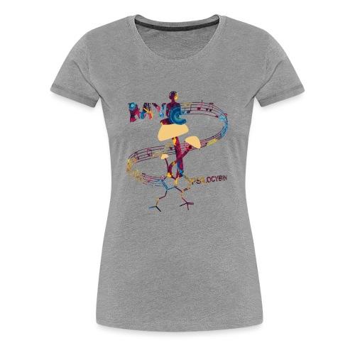 My Psilocybin (Dark) - Premium-T-shirt dam