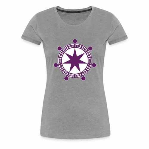 Ackling Dike 2018 - T-shirt Premium Femme