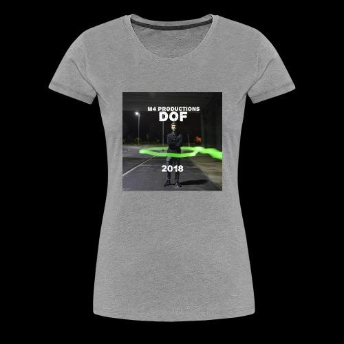 DOF #1 - Women's Premium T-Shirt