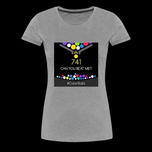 color ballz - T-shirt Premium Femme