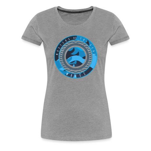 Masters of the seas - Camiseta premium mujer