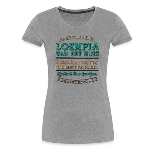Bandenprofiel - Vrouwen Premium T-shirt