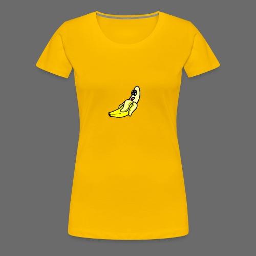 Banana - T-shirt Premium Femme