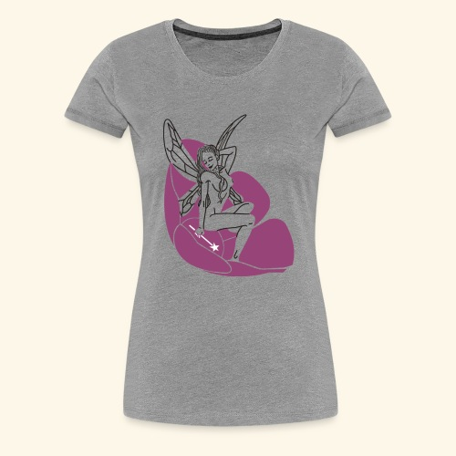 teen_5122 - Maglietta Premium da donna