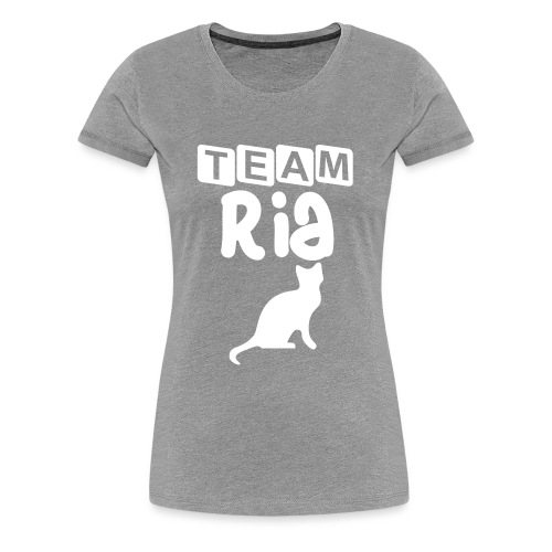 Team Ria - Women's Premium T-Shirt