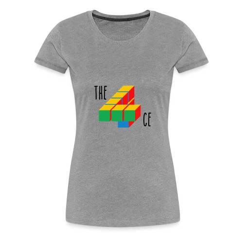 the4ce - Vrouwen Premium T-shirt