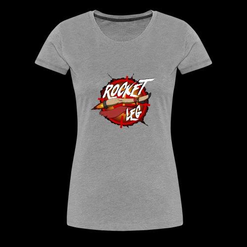 Rocket Leg - Premium-T-shirt dam