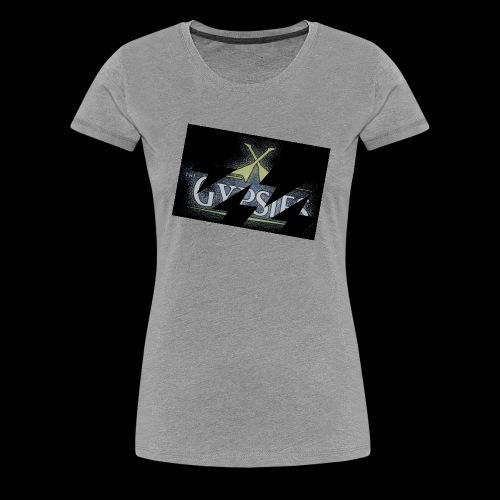 GYPSIES BAND LOGO - Women's Premium T-Shirt