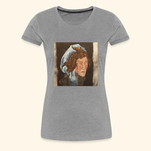 She - Women's Premium T-Shirt