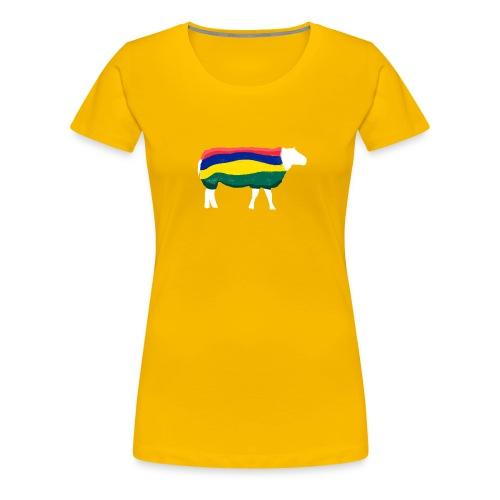 Schaap van Terschelling - Vrouwen Premium T-shirt