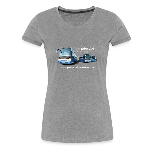 bussetshirtspreadshirt - Frauen Premium T-Shirt