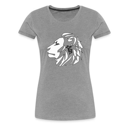 Weißer Gowe - Frauen Premium T-Shirt