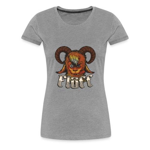 floeff original logo 4c - Frauen Premium T-Shirt