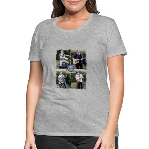 Rabalder - Band Members Colors - Dame premium T-shirt