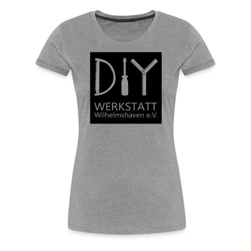 DIYWW 2 - Frauen Premium T-Shirt