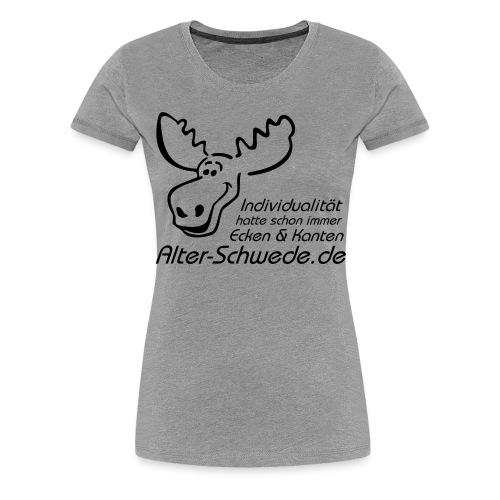 Individualität - Frauen Premium T-Shirt
