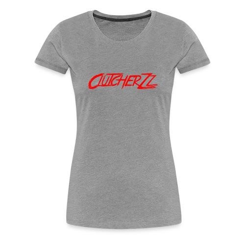Spreadshirt written logo - T-shirt Premium Femme