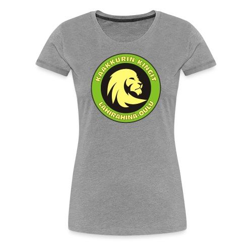 Kaakkurin kingit - Naisten premium t-paita