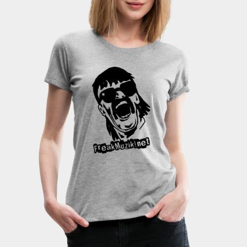 VOKUHILA FREAK - Frauen Premium T-Shirt