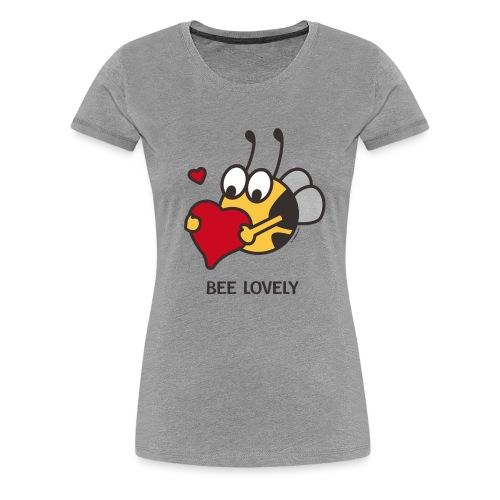 BEE LOVELY - Frauen Premium T-Shirt