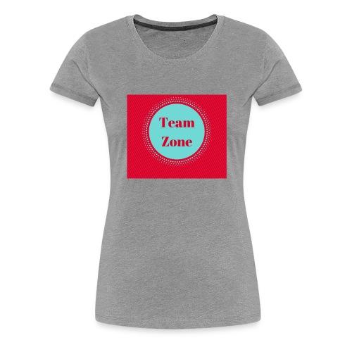 The Zone - Women's Premium T-Shirt