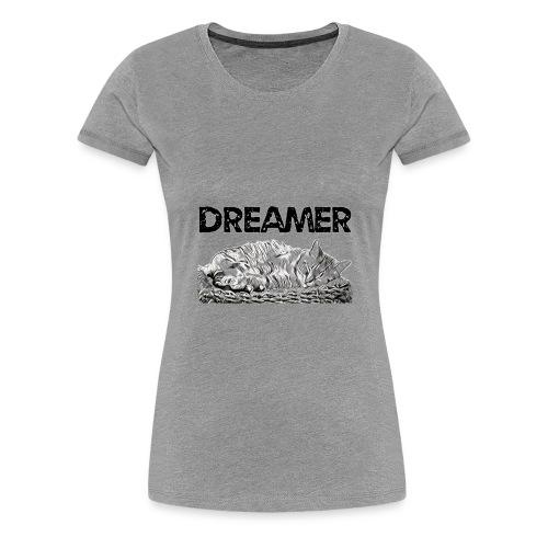 Dreamer - Maglietta Premium da donna