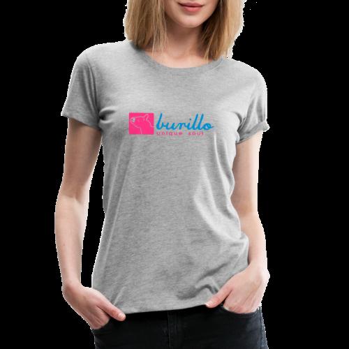 Burillo - Frauen Premium T-Shirt