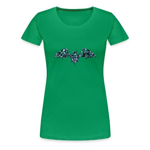 Galaxy BAT - Women's Premium T-Shirt