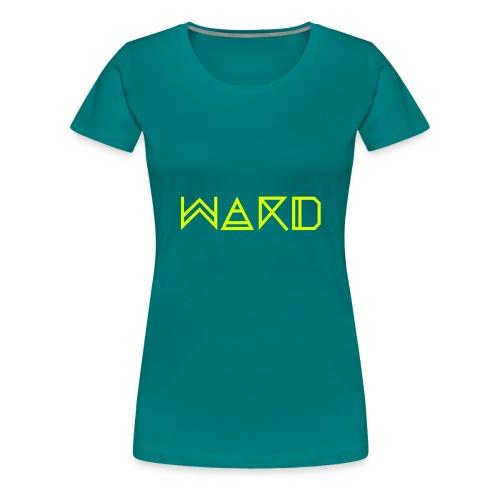 WARD - Women's Premium T-Shirt