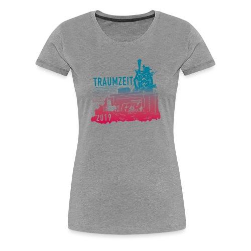 Traumzeit 2019 - Frauen Premium T-Shirt