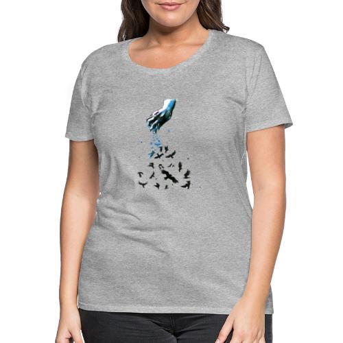 salt - Women's Premium T-Shirt