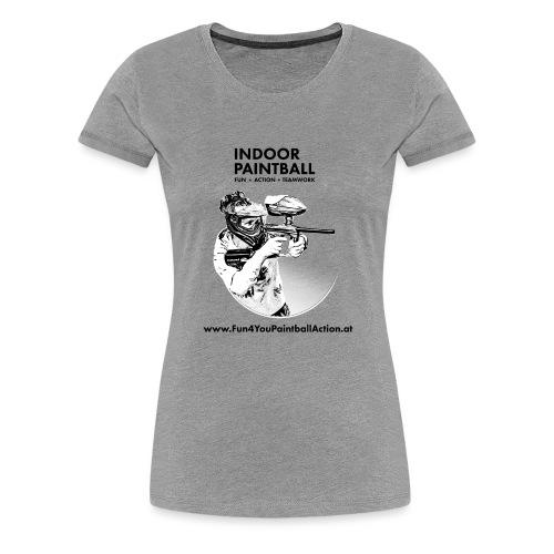 Fun4You T shirts - Frauen Premium T-Shirt