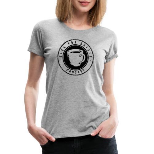 TFK logo - Premium-T-shirt dam