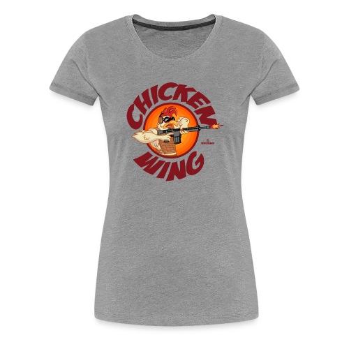 Chicken Wing Operator - Women's Premium T-Shirt