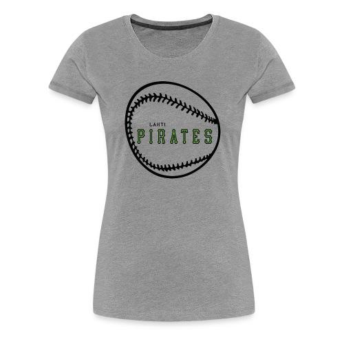 Fani tuotteet - Naisten premium t-paita