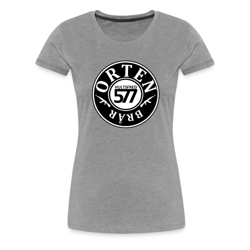 577 ORTEN sweatshirt - Premium-T-shirt dam