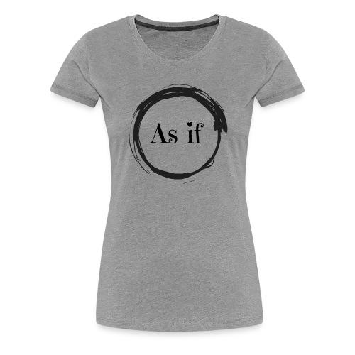 400dpiLogoCropped - Frauen Premium T-Shirt