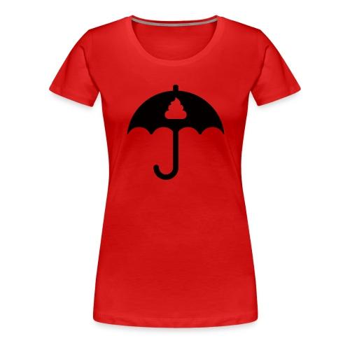 Shit icon Black png - Women's Premium T-Shirt