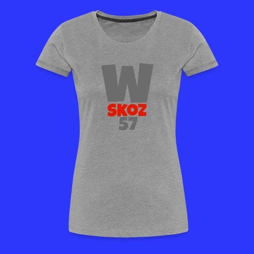 Sac Watiskoz Officiel - T-shirt Premium Femme