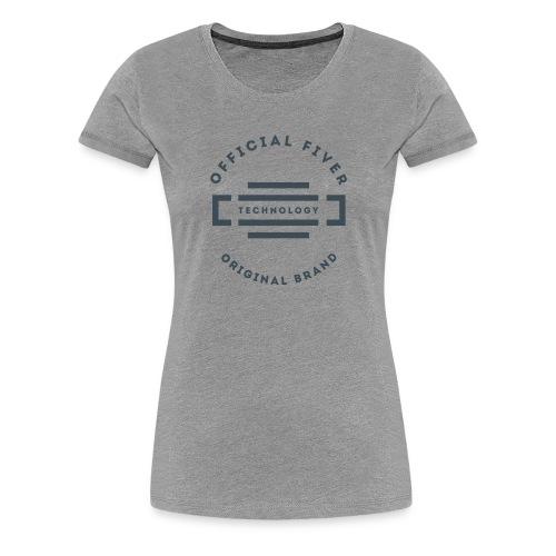 Fiver Originals - Premium Graphic Tee - Women's Premium T-Shirt
